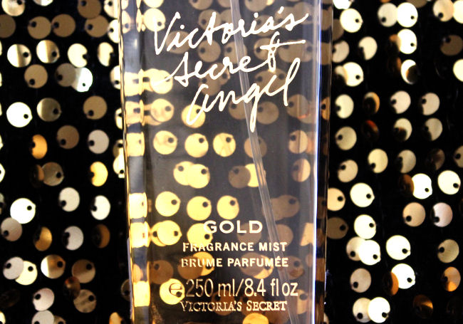 Victoria's Secret: Angel Gold fragrance mist.Victoria's Secret body mists.