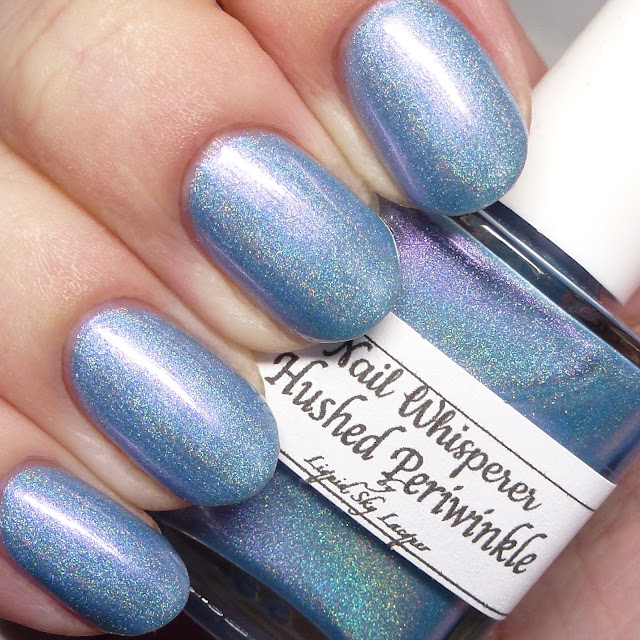 Liquid Sky Lacquer Hushed Periwinkle