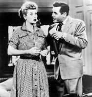 Lucy & Ricky Ricardo from I Love Lucy