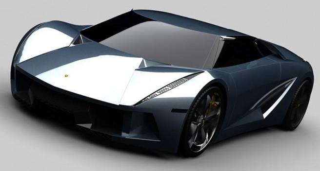 Lamborghini Ankonian Concept 2012 Great To Speed