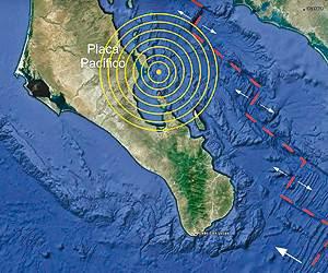 Terremotos Baja California, Septiembre-Octubre 2012