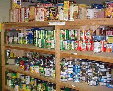 LDS - Secrets for Home Food Storage
