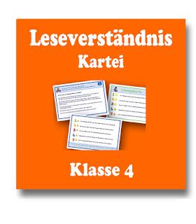 Unterrichtsmaterial Grundschule und Arbeitsblätter Grundschule Lesverständnis