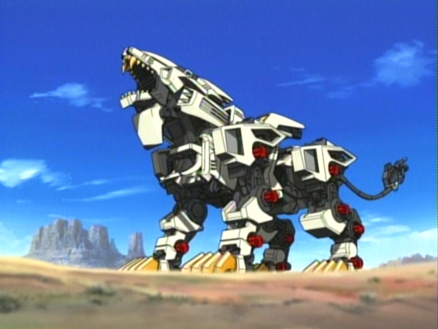 Liger Zero X  Zoids Wiki  FANDOM powered by Wikia