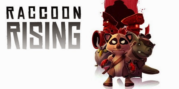 Racoon Rising