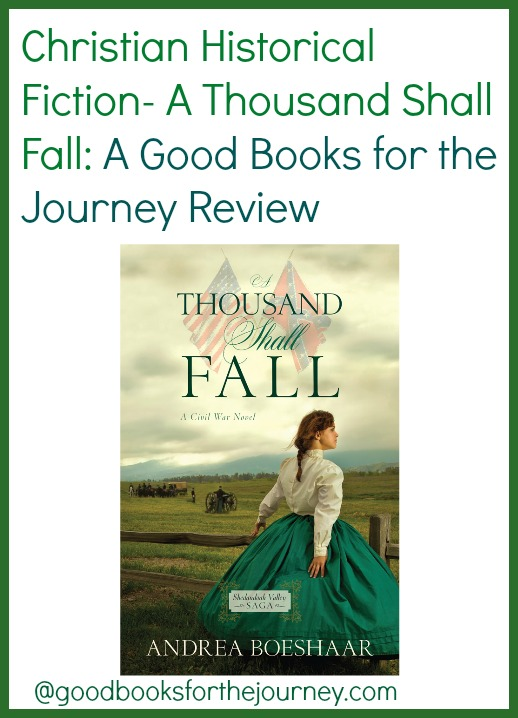 Review of A Thousand Shall Fall: Christian historical fiction