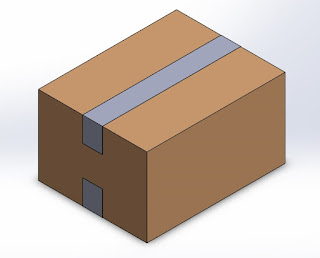corrugated secondary shipper box