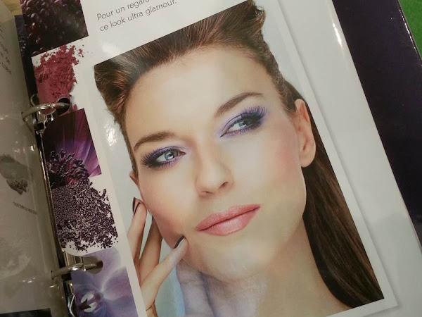 Je suis allée aux Make Up Days d'Yves Rocher !