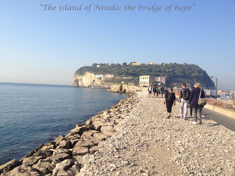 """The island of Nisida: the bridge of  hope"""