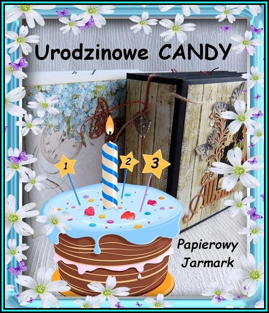Candy urodzinowe u Małgosi X