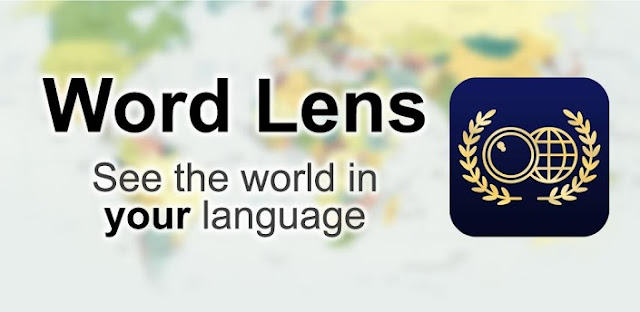Word Lens Translator v2.0.1 APK