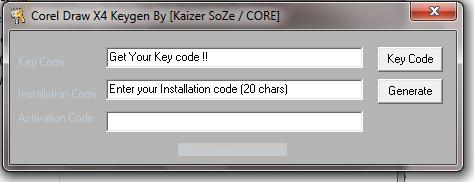 key generator corel draw x5 descargar