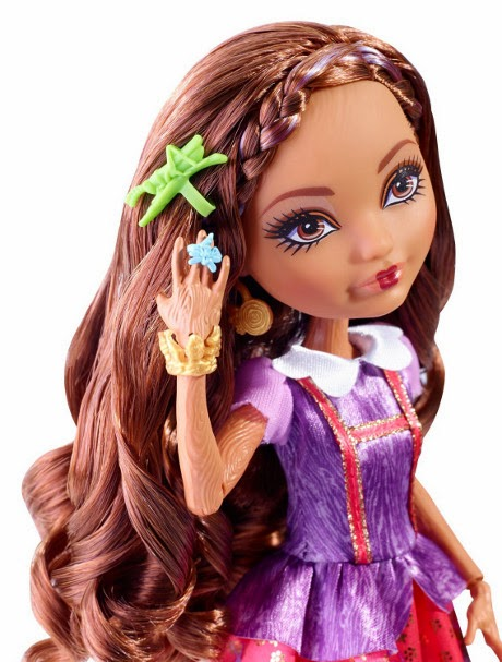 JUGUETES - Ever After High : Rebelde  Muñeca Cedar Wood | Rebel  Toys | Producto Oficial 2014 | Mattel BDB11  A partir de 6 años