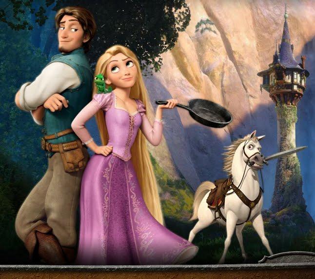 Fofucha Rapunzel
