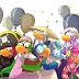 Décimo aniversario: Horarios para los personajes