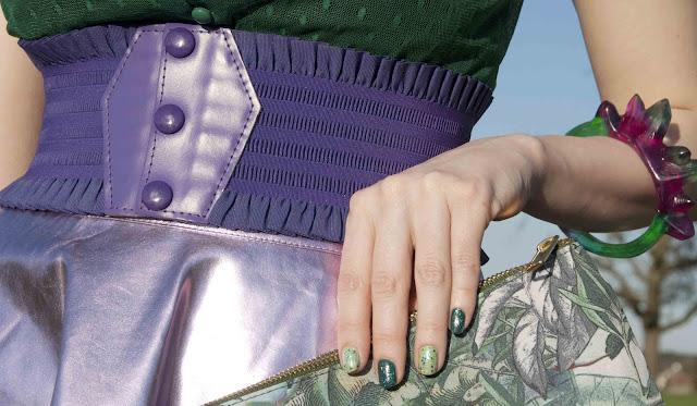 Kate Rhode, jelly, jungle, HM Conscious, print