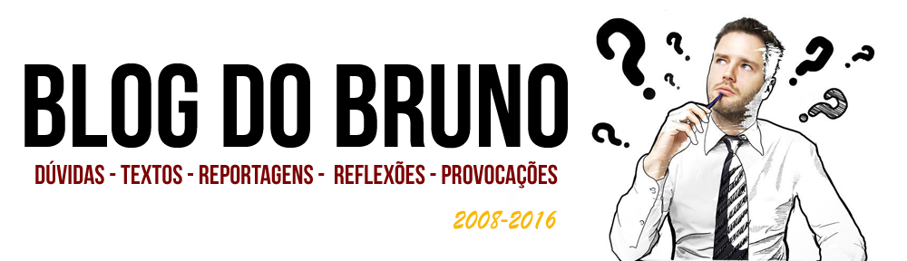 BLOG DO BRUNO - 2016