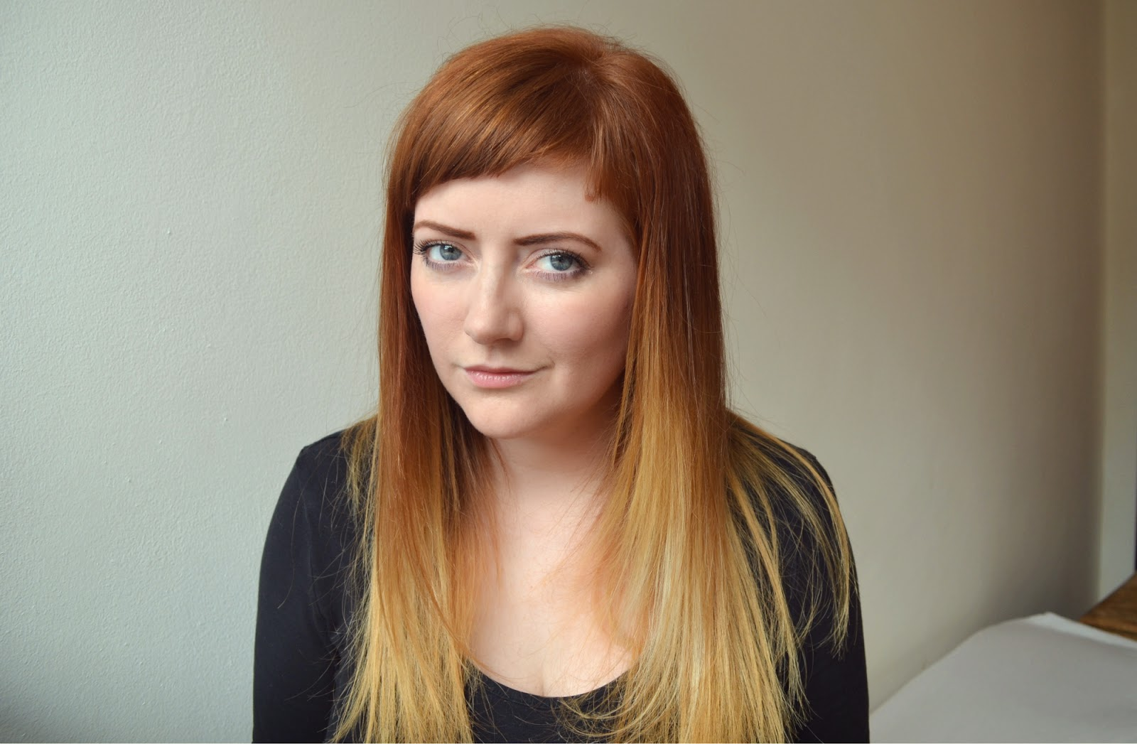 Ginger Ombre Hair After ombre hair was cool,