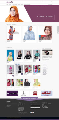 elattaonline.net : jual hijab