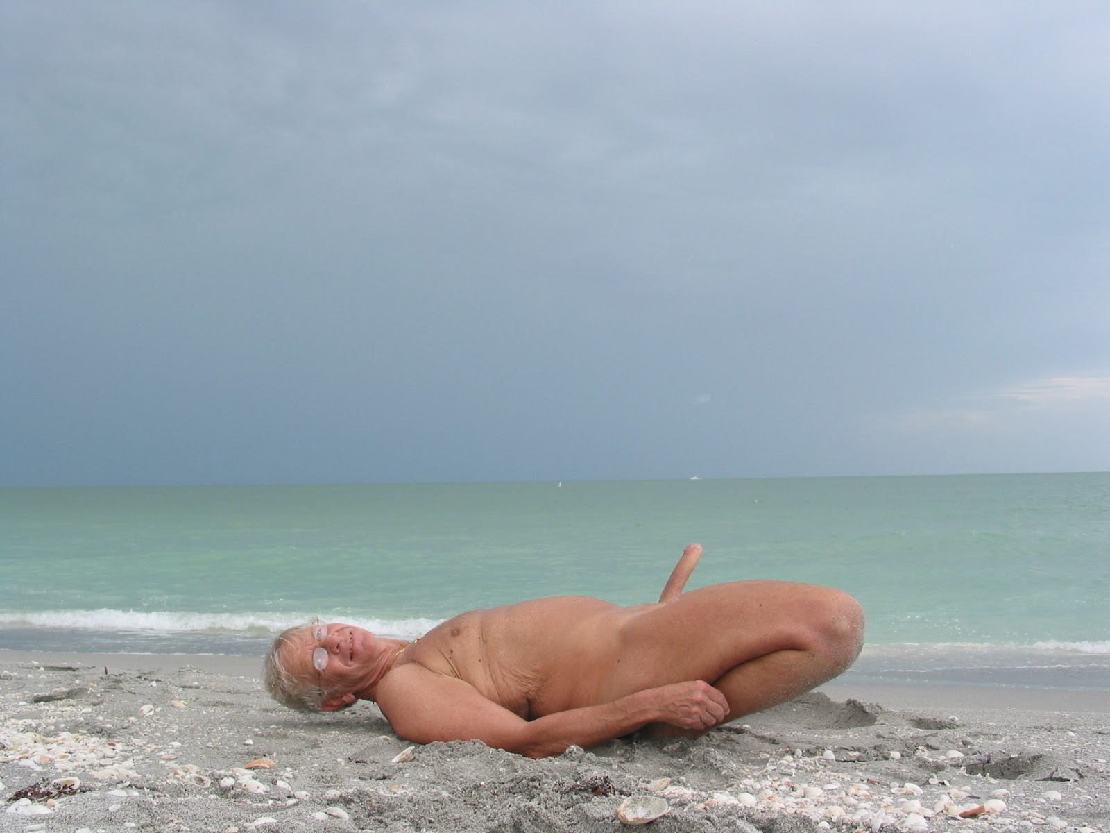 nude beach fort myers