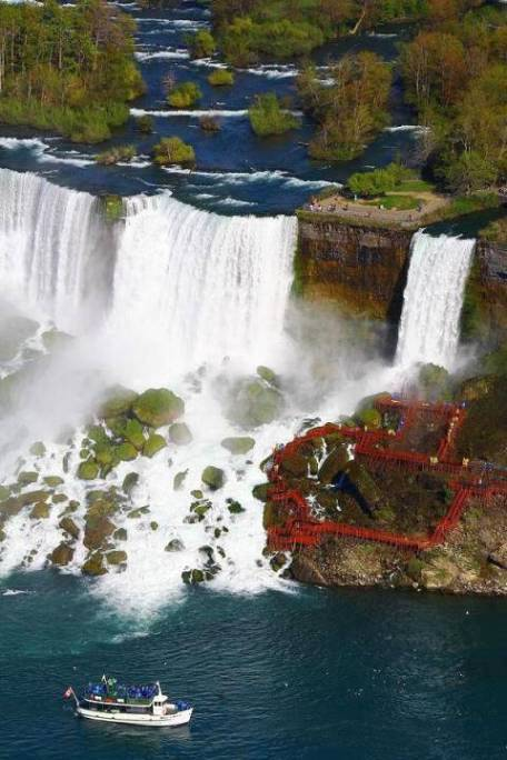 Niagara falls best honeymoon destinations in usa for Best honeymoon locations in usa