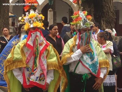 Moros de Tejaro en Pátzcuaro