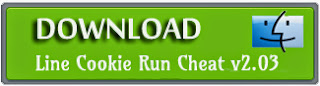 Download Line Cookie Run Cheat v2.03 - MAC