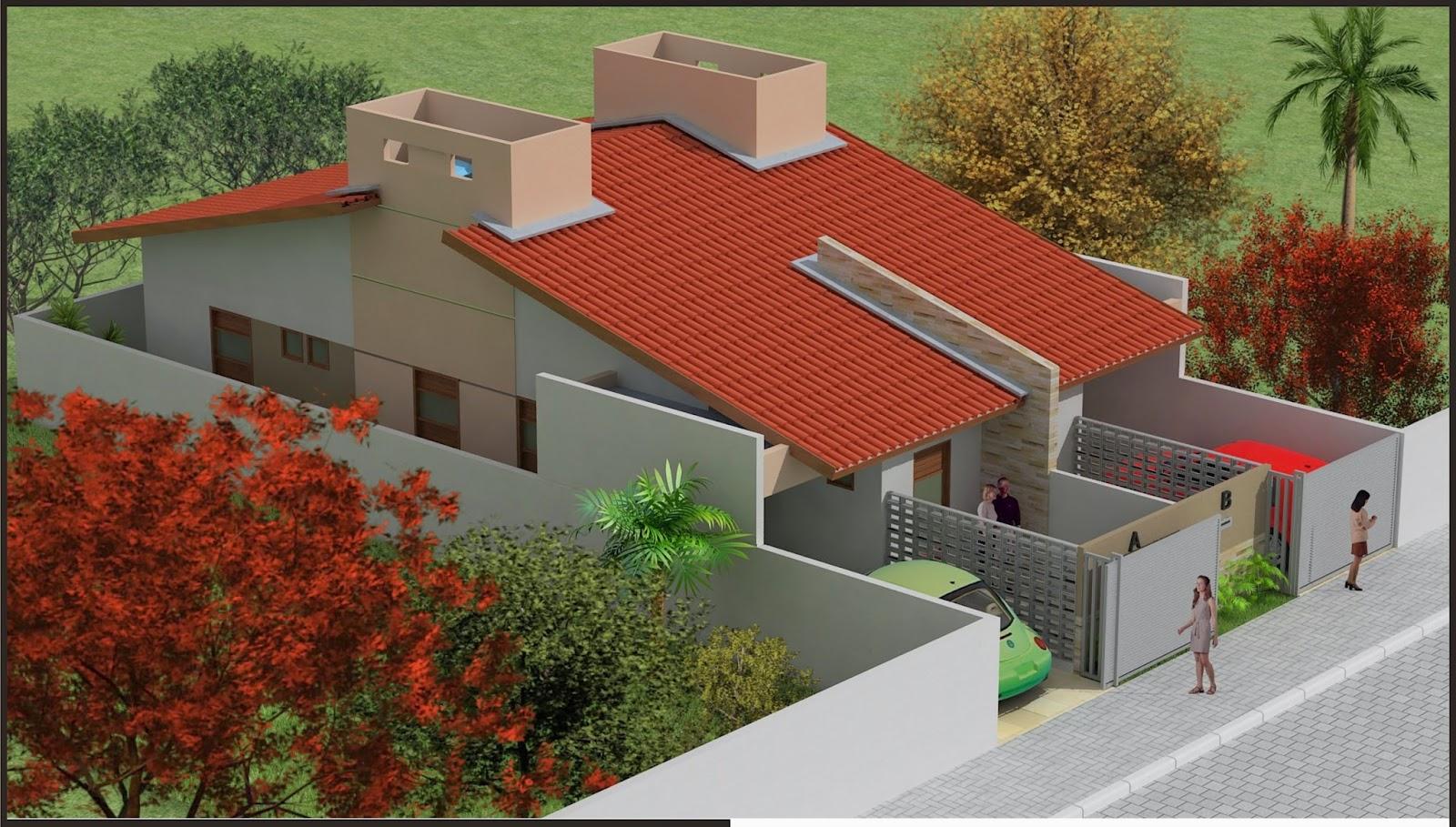 Oddo villar arquitetura e constru o outubro 2010 for Casa moderna economica