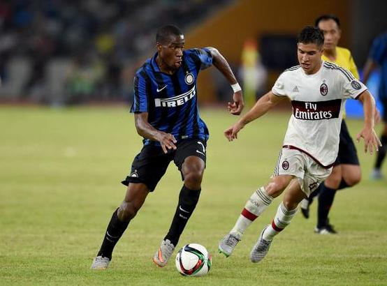 Hasil Laga Derby Intermilan 0-1 AC Milan