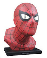 Mysterio Character Review - Spider-Man Life Size Bust