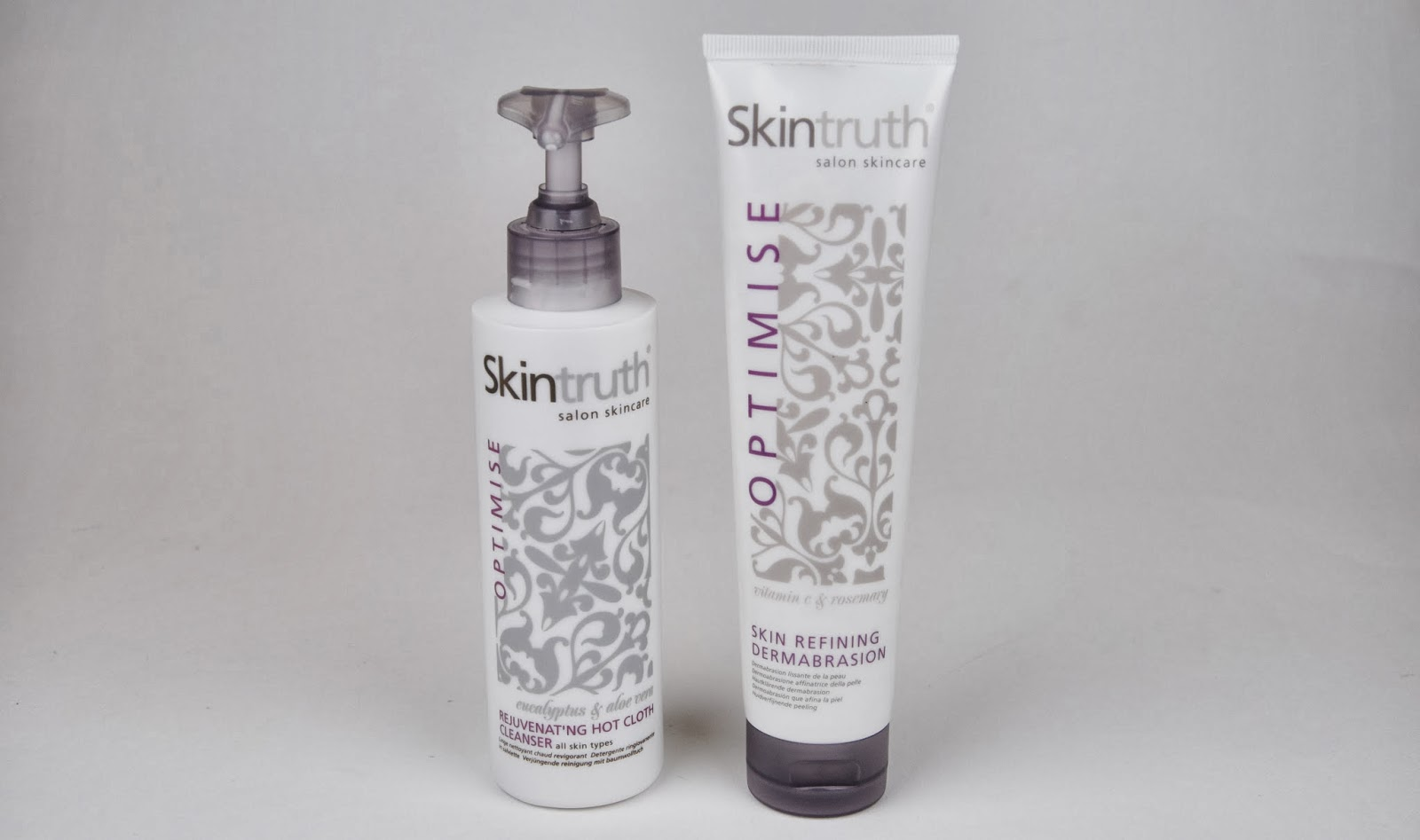 skintruth rejuvenating hot cloth cleanser review skin refining dermabration