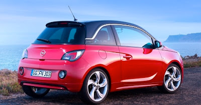Hot Opel/Vauxhall Adam OPC/VXR Planned