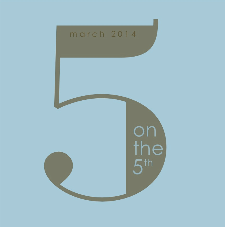 5 on the 5th | iloveitallwithmonikawright.com