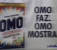Campanha do Sabão OMO veiculada em 1995 com vários testemunhais com donas de casa brasileiras.