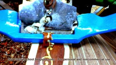 Καθάρισμα παραπετιού με παστράγκουλο