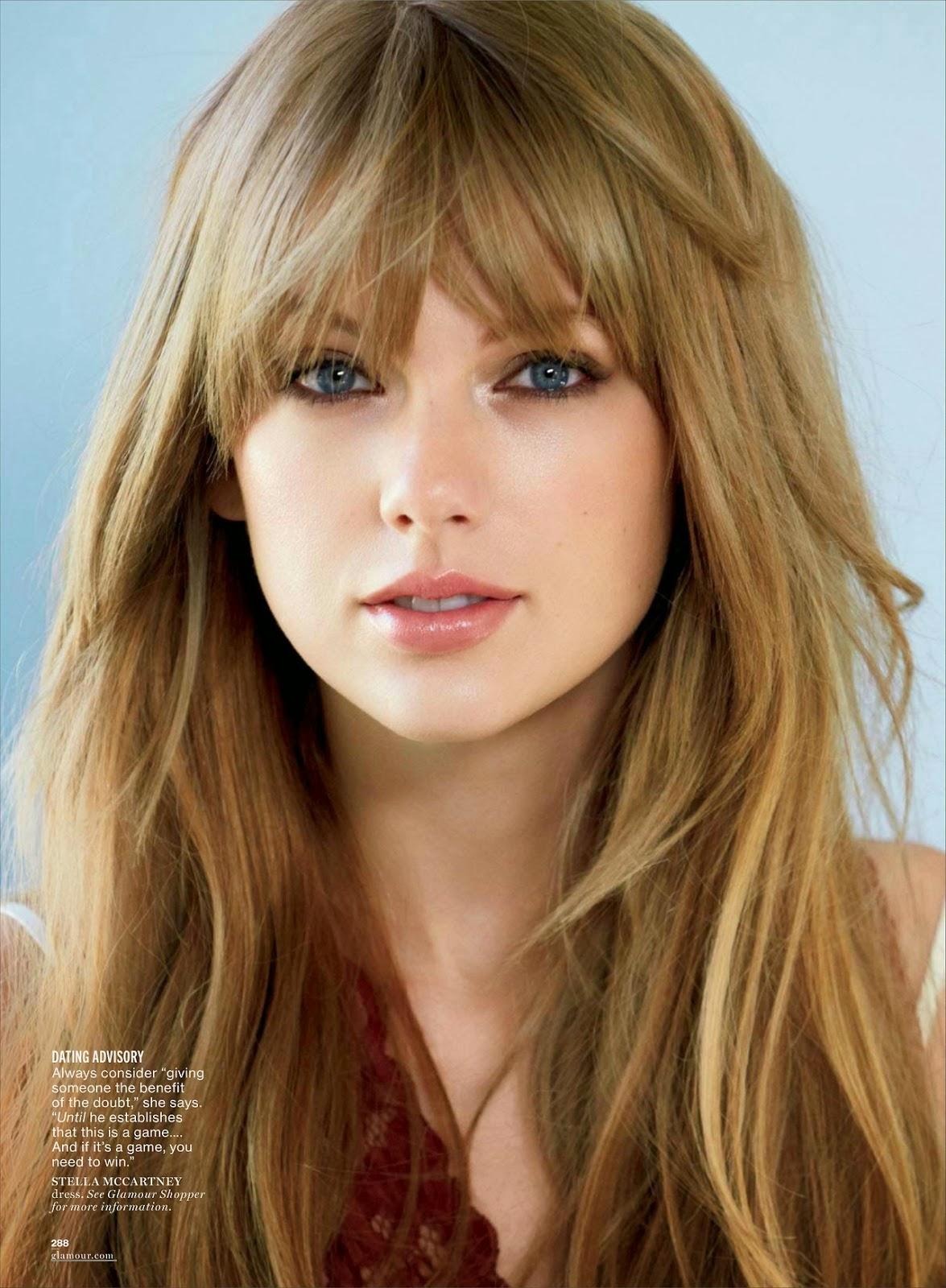 Taylor Swift 2014 Haircut