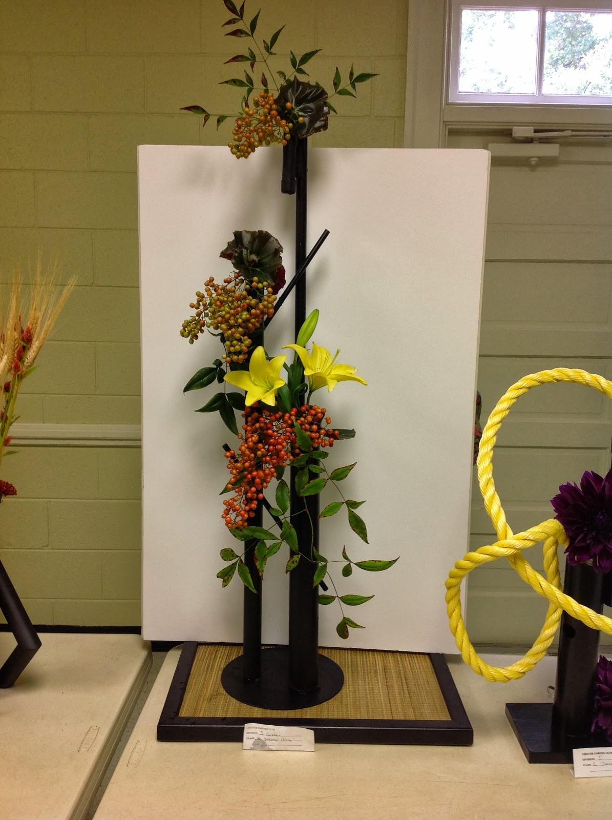 New Garden Club Journal A Creative and Tubular designs