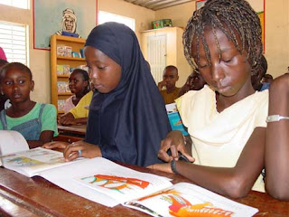 Many of the concerns and constraints in girls' education in Africa are rooted in deep-seated gender inequalities.