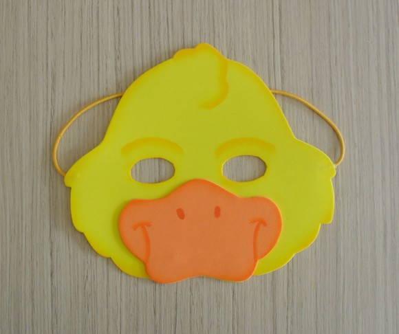 Mascaras De Pato Para Ninos