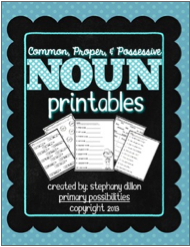 http://www.teacherspayteachers.com/Product/Noun-Printables-Homework-Seat-Work-and-More-1021180