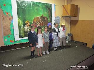 Cuento: Hansel y Gretel