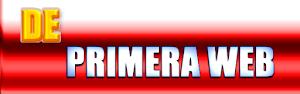 DE PRIMERA WEB