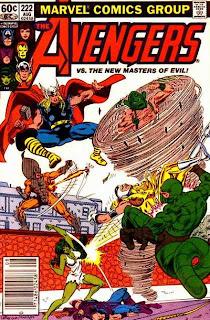 Vengadores Marvel Comics