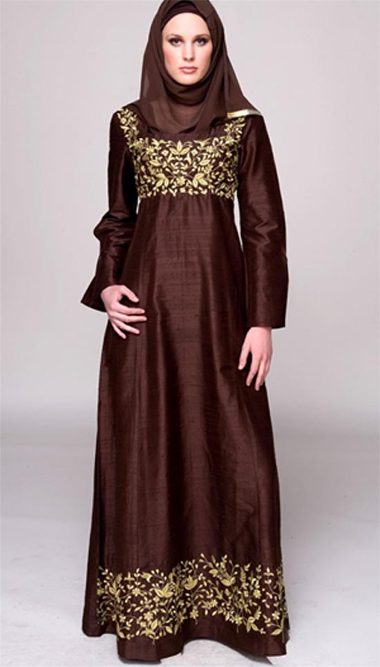 Modern Muslim Dresses Collection For Women !