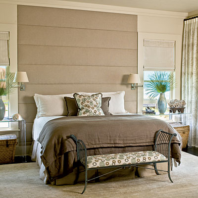 Color changes everything wish i was there Beach house master bedroom ideas