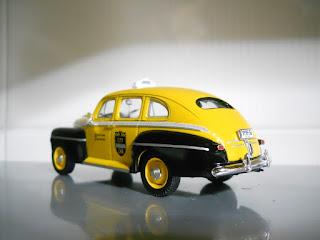 colección altaya taxis del mundo
