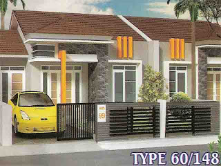 rumah minimalis modern: gambar desain rumah minimalis type 60