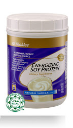 Energizing Soy Protein