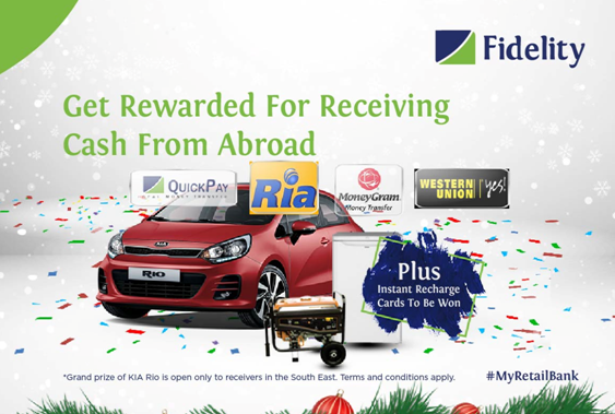 Get Rewarded For Receiving Cash From Abroad