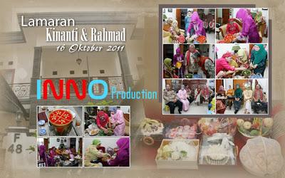Liputan Lamaran Kinanti dan Rahmad